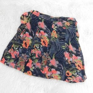 W118 by Walter Baker Floral Maxi Skirt